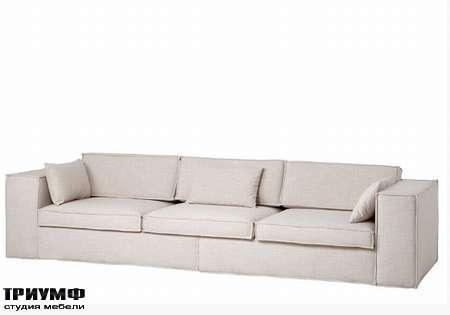 Голландская мебель Eichholtz - диван richard burton