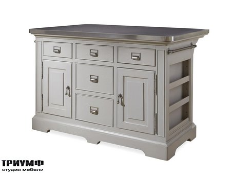 Американская мебель Universal Furniture - Dogwood Paula Deen Home The Kitchen Island