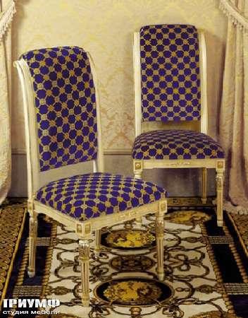 Итальянская мебель Jumbo Collection - Стул с высокой спинкой Palladium