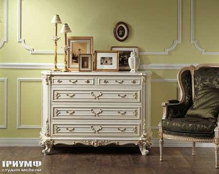 Итальянская мебель Silik - Комод Larissa