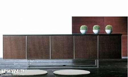 Итальянская мебель Rattan Wood - Комод Wiwa