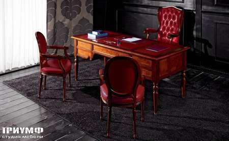 Итальянская мебель Valdichienti - Кабинет Regency_2