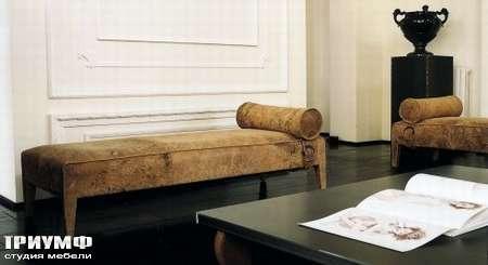 Итальянская мебель Baxter - Кушетка Freud