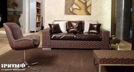 Итальянская мебель Grande Arredo - Диван JL 001, столик JL 003, кресло JL 004