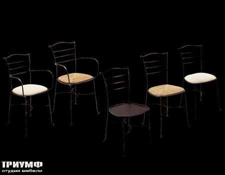 Итальянская мебель Cantori - стул Lola