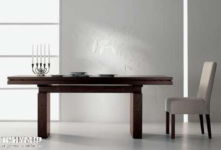 Итальянская мебель Sellaro  - Стол Maka 190x90x74