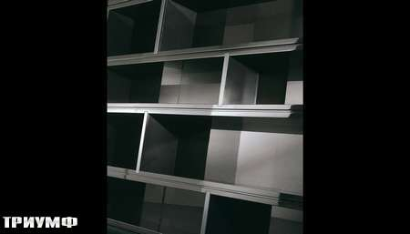 Итальянская мебель Meridiani - стеллаж открытый Jolie