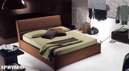 Итальянская мебель Bodema - кровать Mathias