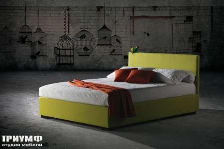 Итальянская мебель Milano Bedding - кровать Malibu