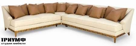 Американская мебель Christopher Guy  (Harrison & Gil) - Угловой диван lexicon