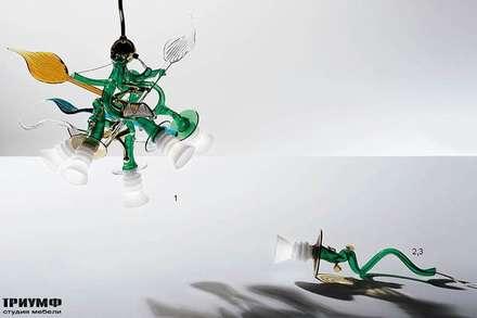 Итальянская мебель Driade - Светильники Luigi