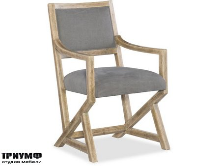 Американская мебель Hooker firniture - Urban Elevation Upholstered Arm Chair