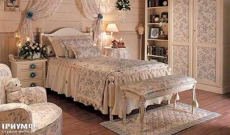 Итальянская мебель Halley - Provence collection детская кровать 5 PR