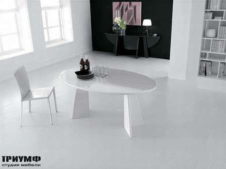 Итальянская мебель Cattelan Italia - Стол Ellisse