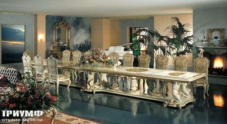Итальянская мебель Silik - Стол для заседаний на 24 места арт.925-D