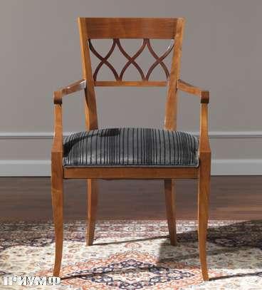 Итальянская мебель Colombo Mobili - Полуресло арт.244.Р кол. Verdi