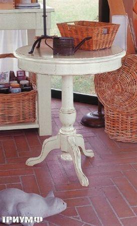 Итальянская мебель Tonin casa - журнальный стол с ножкой