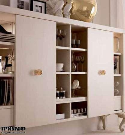 Итальянская мебель Dolfi - шкаф