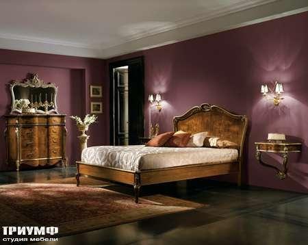 Итальянская мебель Interstyle - Nereide кровать