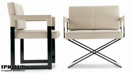 Итальянская мебель Poltrona Frau - кресло Aster X