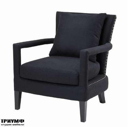 Голландская мебель Eichholtz - кресло gregory