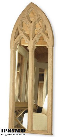 Американская мебель Centure - Cathedral Window Floor Mirror