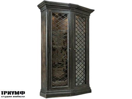 Американская мебель Hooker firniture - Auberose Display Cabinet