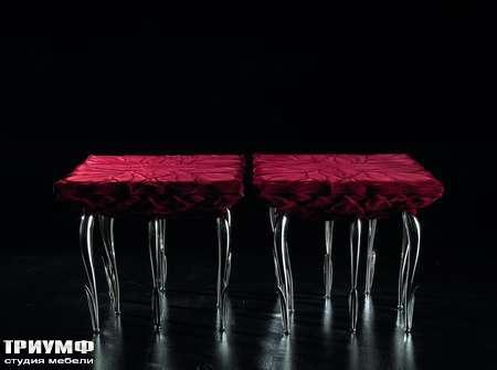 Итальянская мебель JC Passion - Столик Flower арт.FLOW-47f (1)