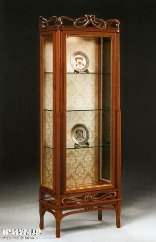 Итальянская мебель Citterio Fratelli - Витрина с одной стеклянной дверью