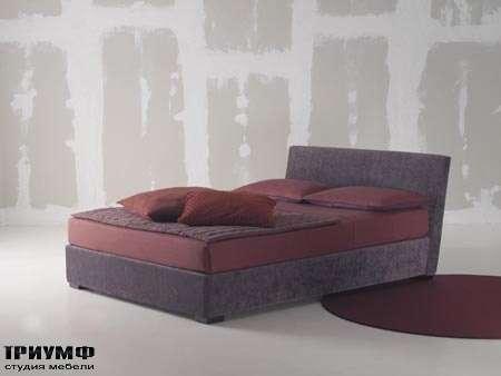 Итальянская мебель Orizzonti - кровать Bahamas Basso 2