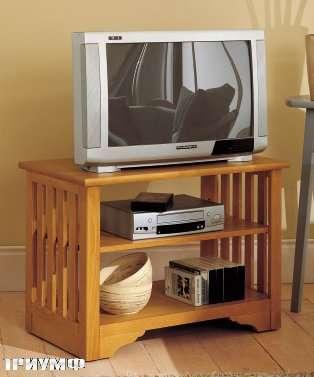 Итальянская мебель De Baggis - Тумба под TV 20-813