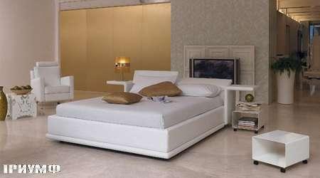 Итальянская мебель Bodema - кровать Space
