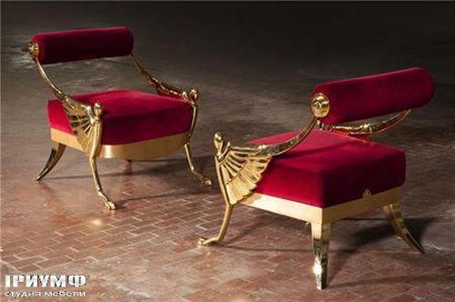 Итальянская мебель Mantellassi - Кресло Over