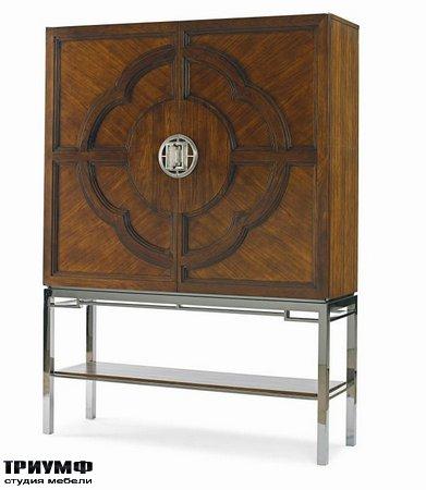 Американская мебель Centure - Lotus Bar Cabinet