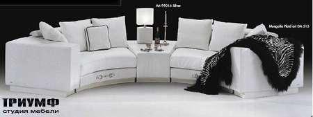 Итальянская мебель Formitalia - Диван Sitting Aroud композиция