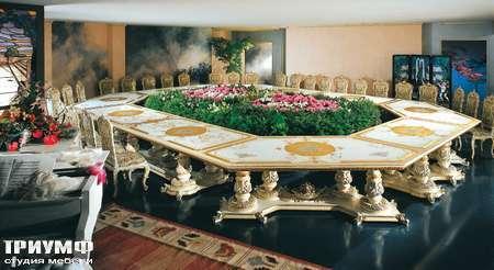 Итальянская мебель Silik - Стол для заседаний на 40 мест арт.925-В