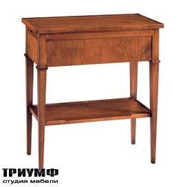 Итальянская мебель Morelato - Столик-консоль прямоугольная