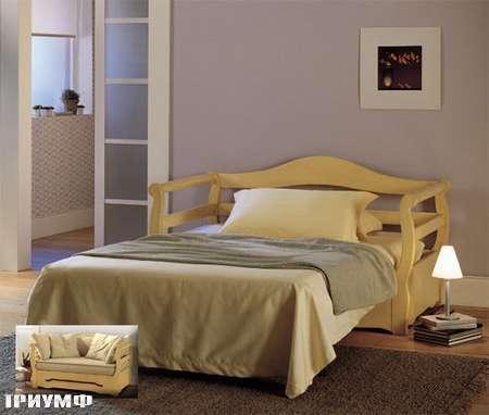 Итальянская мебель De Baggis - Диван раскладной 20-952