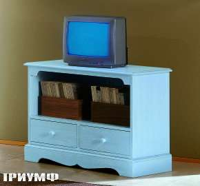 Итальянская мебель De Baggis - Тумба под TV М0664
