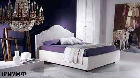 Итальянская мебель Bodema - кровать Tiffany