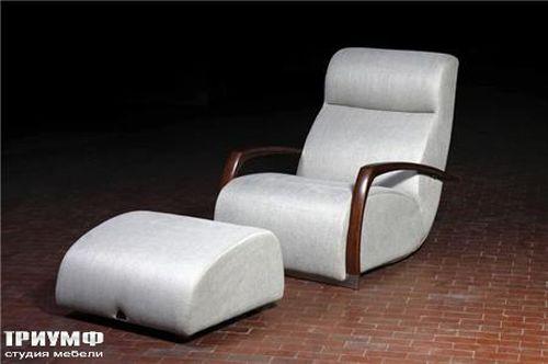 Итальянская мебель Mantellassi - Кресло Tango