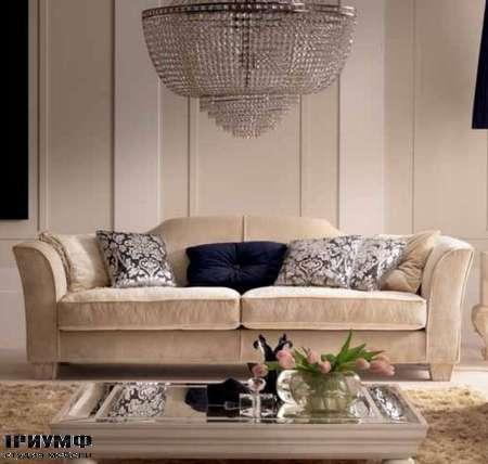Итальянская мебель Dolfi - диван Daniel