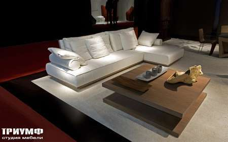 Итальянская мебель Annibale Colombo - Design Collection диван