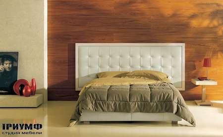 Итальянская мебель Valdichienti - Кровать quadratus 3