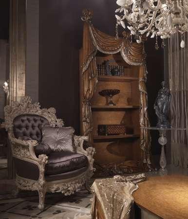 Кресло с подушкой коллекция Bohema