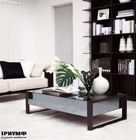 Итальянская мебель Porada - Журнальный столик Oviedo