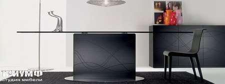 Итальянская мебель Sellaro  - Стол прямоуг. или овальный Ritmo