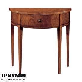 Итальянская мебель Morelato - Полукруглая консоль