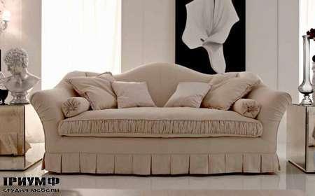 Итальянская мебель Dolfi - диван Dominique