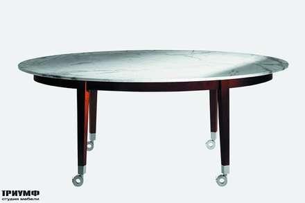 Итальянская мебель Driade - Стол с мраморной столешницей